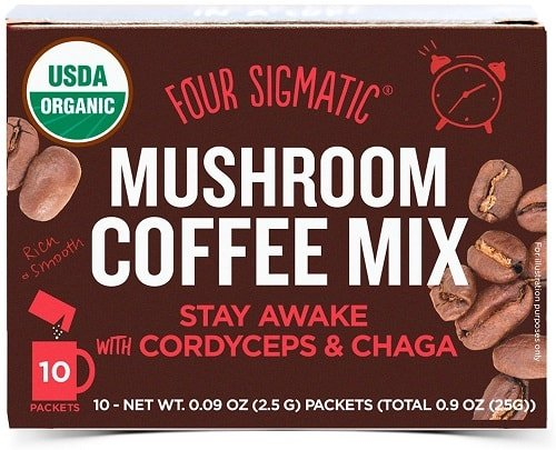 mushroom coffee four sigmatic