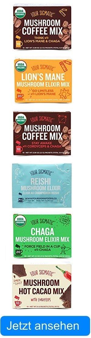 pilz kaffee abnehmen